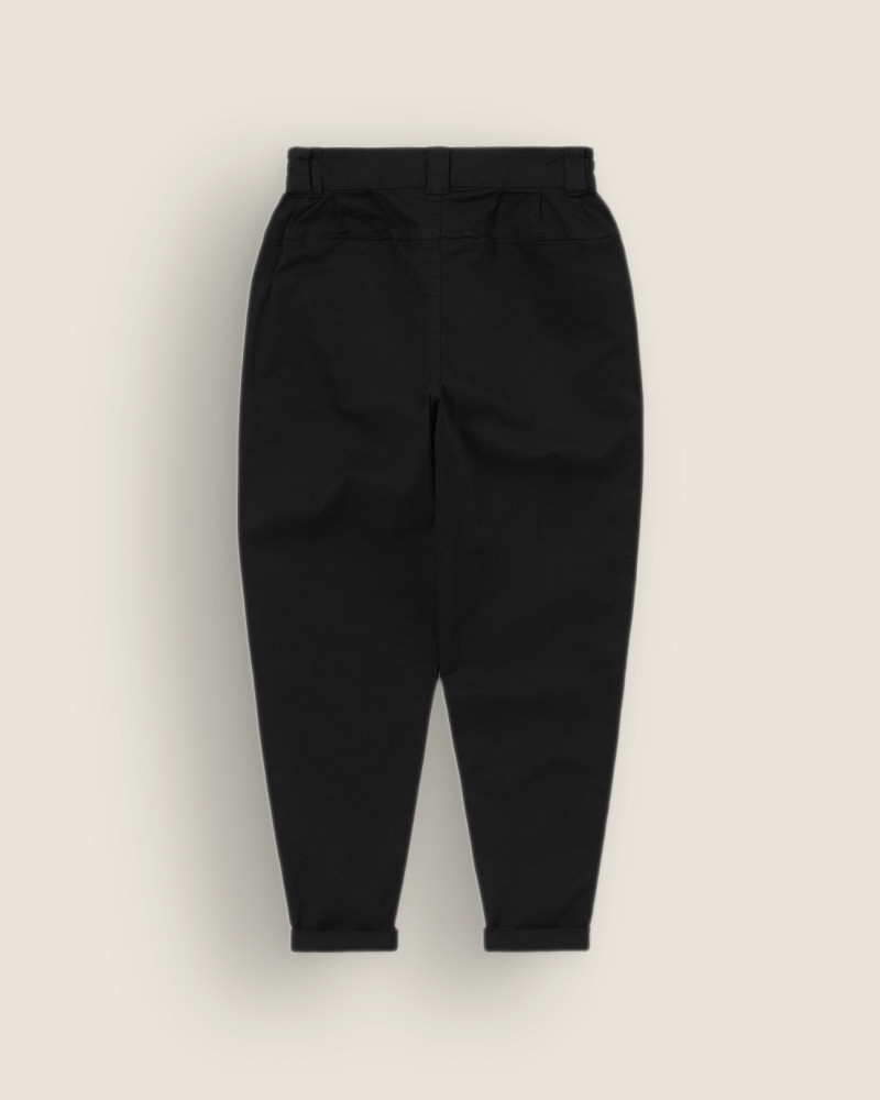 LAKH Supply|Tapered Pants・Black