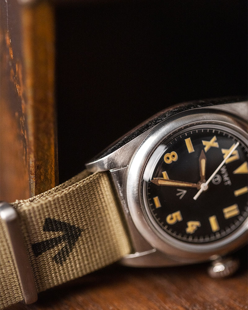 WMT Watches|Mil-W15・Aged Edition