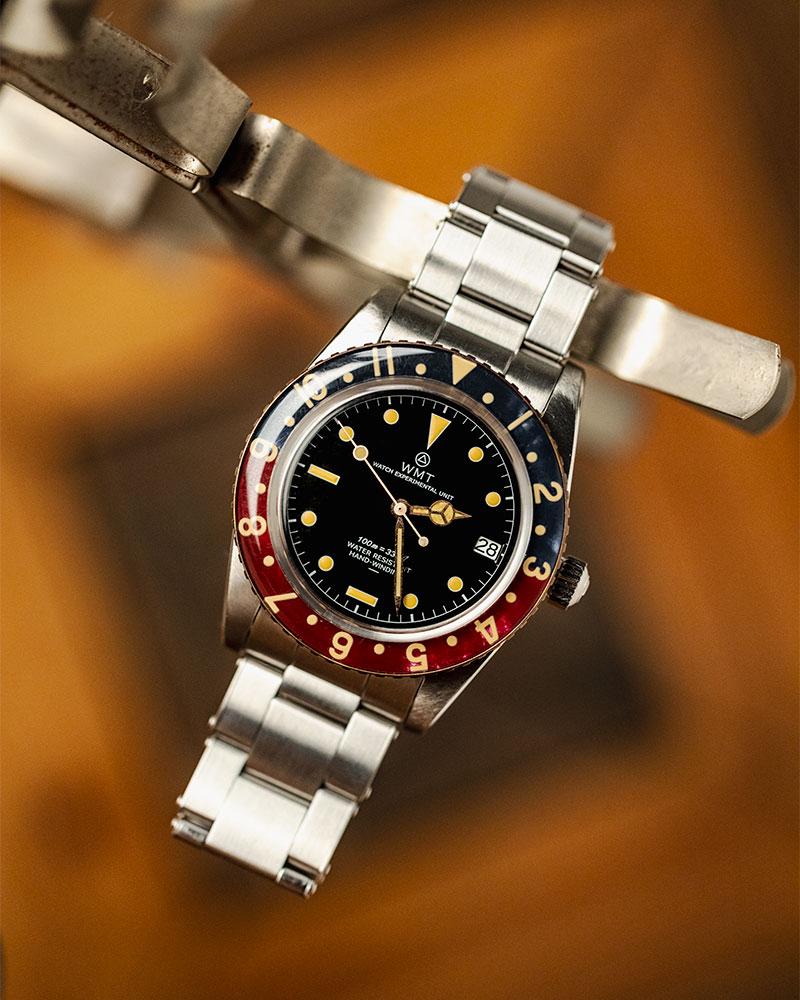 WMT Watches|Panton・Brass Bezel / Aged Edition