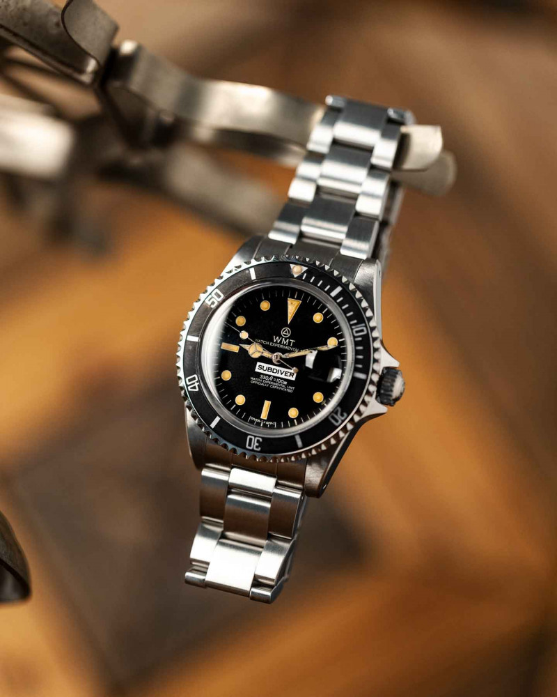 WMT Watches|Royal Marine・Subdiver MKII Limited