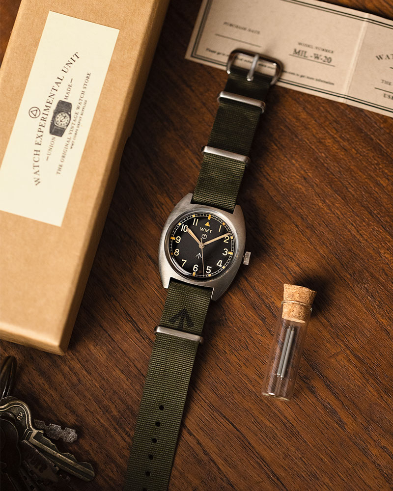 """WMT Watches