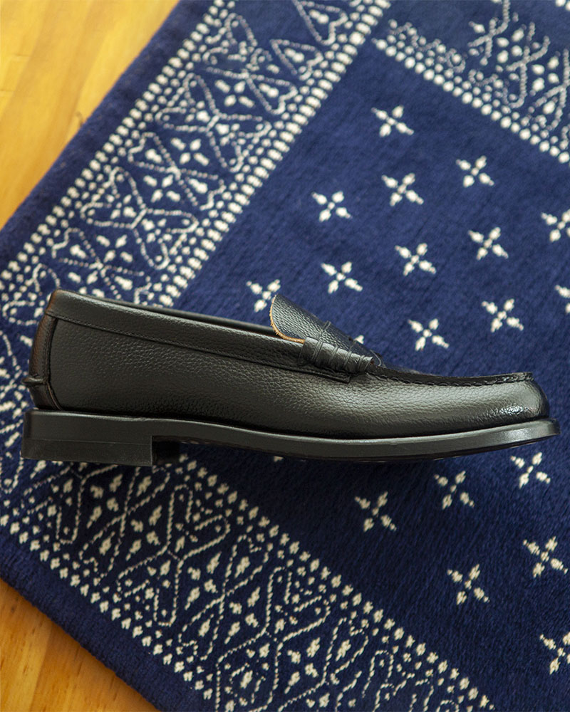 REGAL for HOAX 10th|Grain Penny Loafers