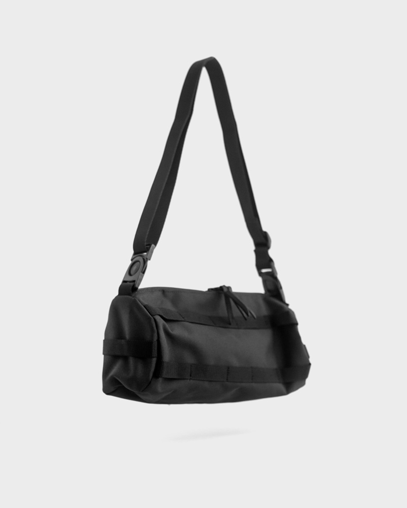 Butler Verner Sails|Cordura® Multi-use Shoulder Bag・Black