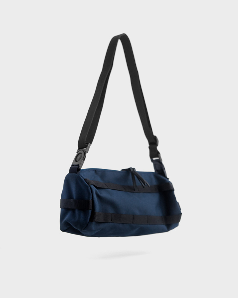 Butler Verner Sails Cordura Multi-use Shoulder Bag・Navy