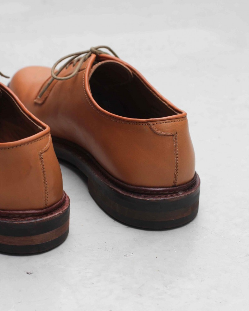 Brother Bridge D001 Plain Toe Blucher