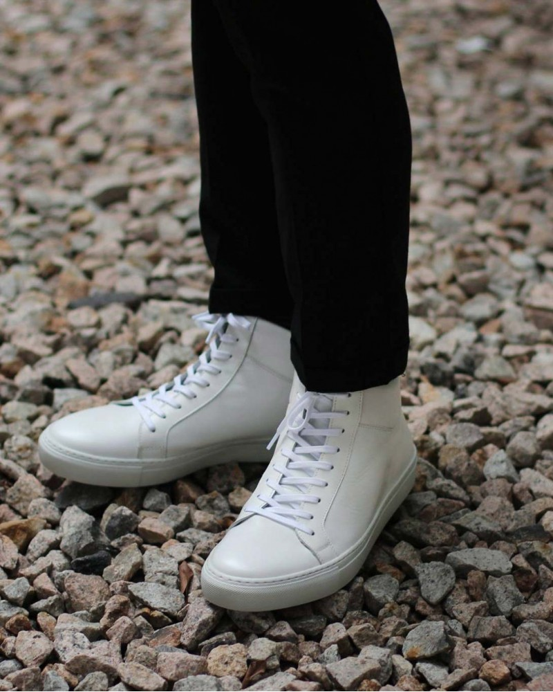 Norberto Costa|Nikson High Cut Sneaker