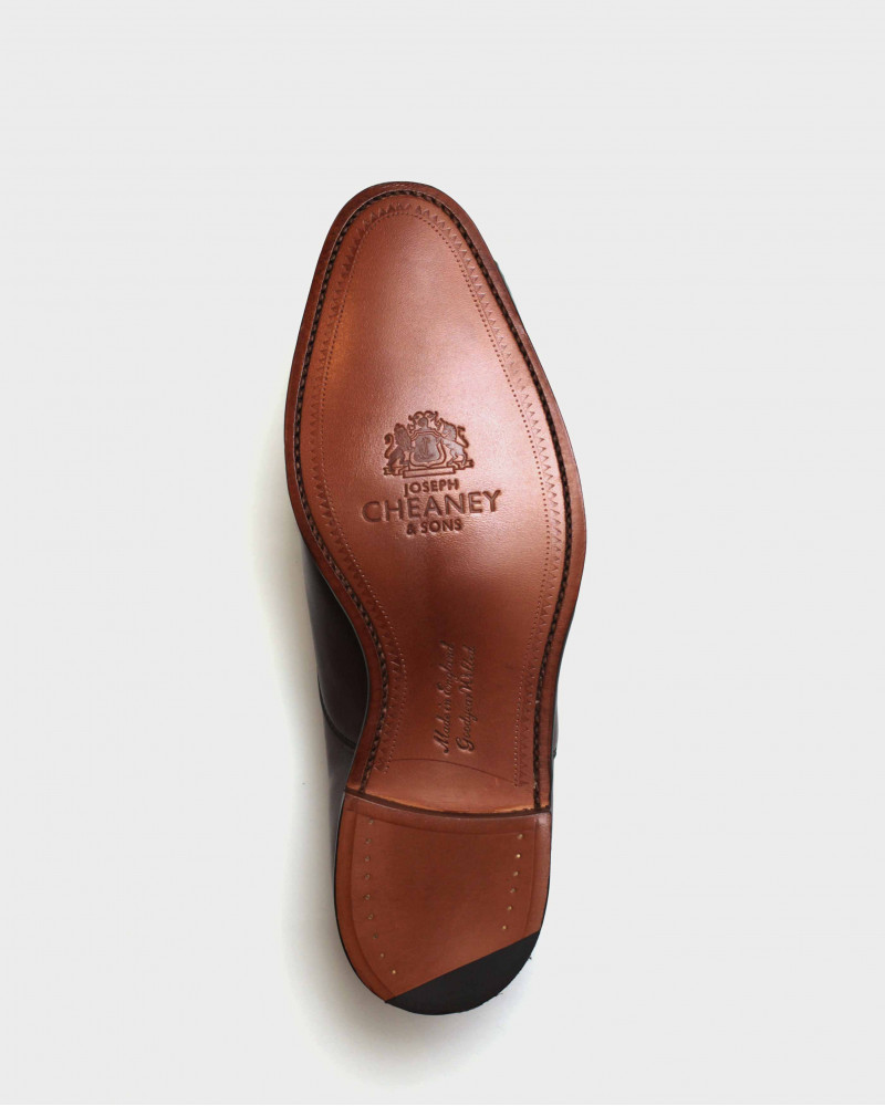 Joseph Cheaney & Sons|Brackley・Black