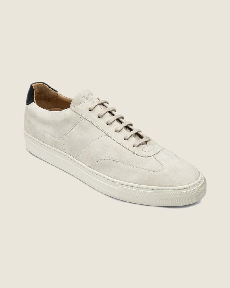 英國直送|Design Loake|Owens Sneakers・Stone Suede