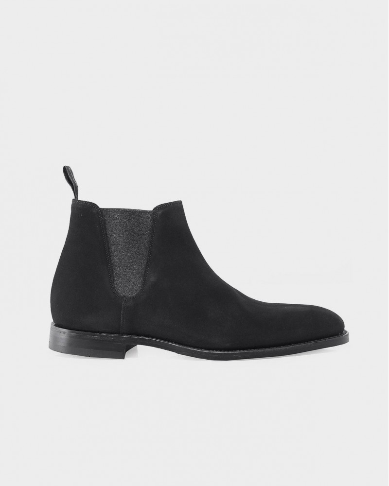 Loake|Caine Suede Chelsea boots