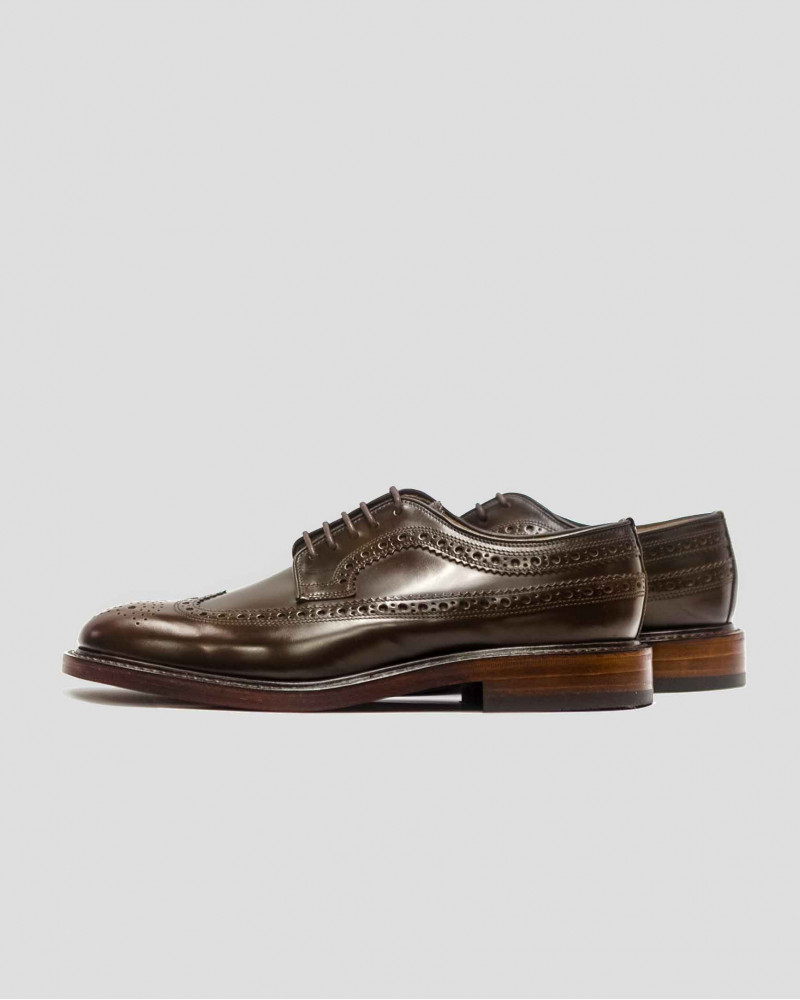 MTO・Loake Long Wing Brogue・Expresso