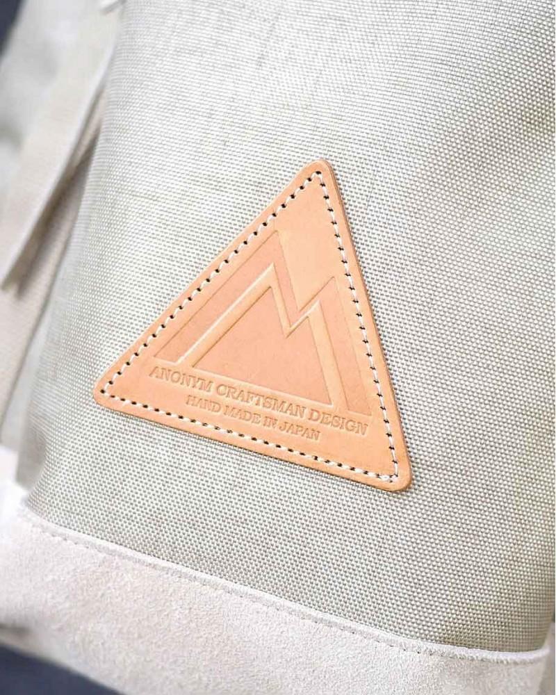 Anonym Craftsman Design|12H Daypack・Beige