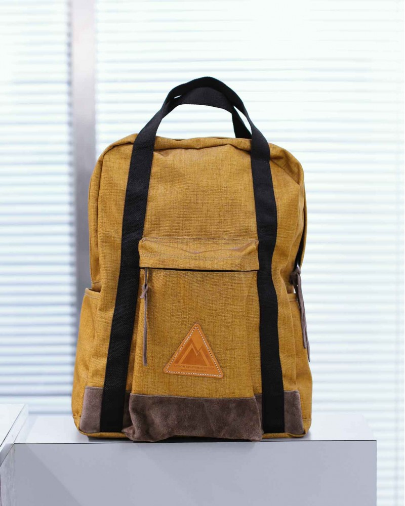 Anonym Craftsman Design|12H Daypack・Brown