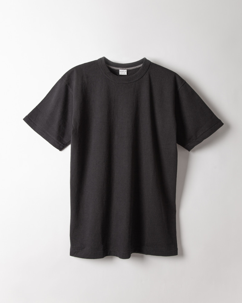 "ENTRY SG|""Excellent Weave"" Tee.Black"