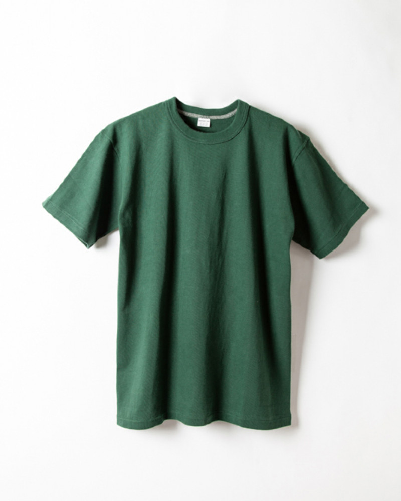 "ENTRY SG|""Excellent Weave"" Tee.Green"