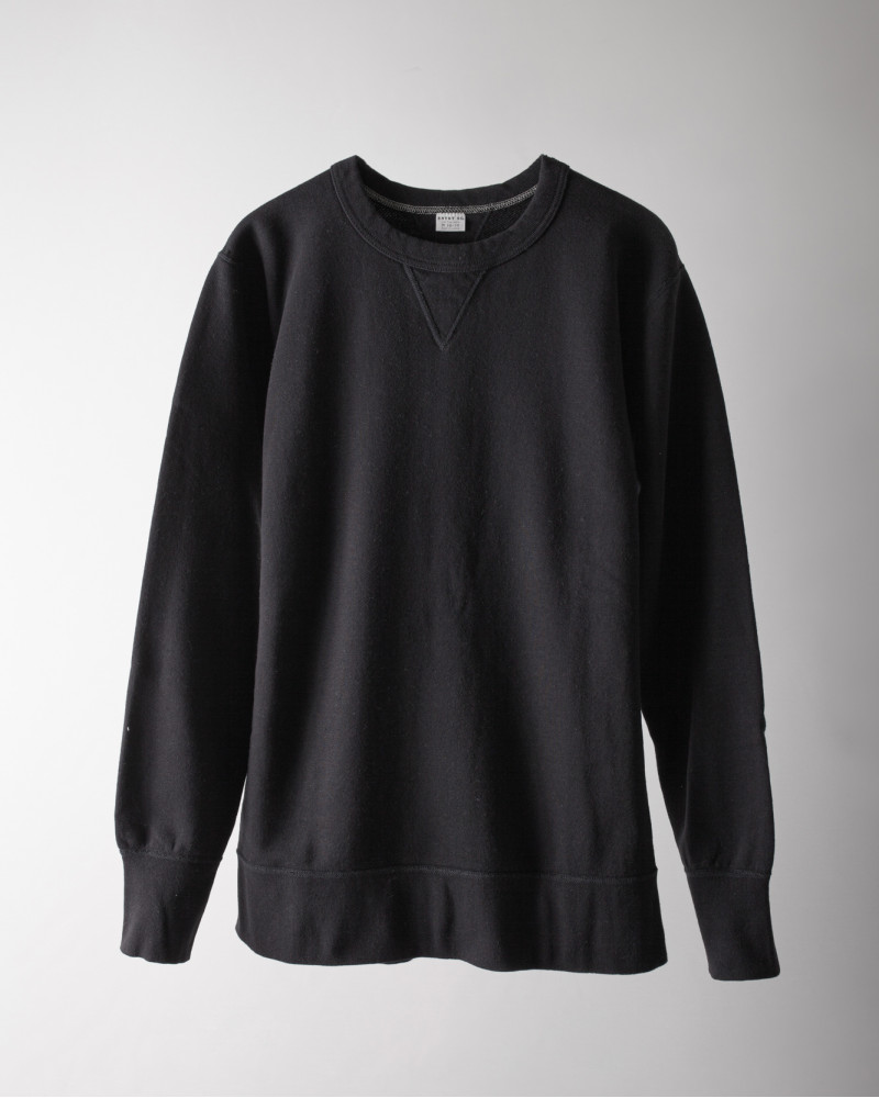 ENTRY SG|Jetter Sweater.Black