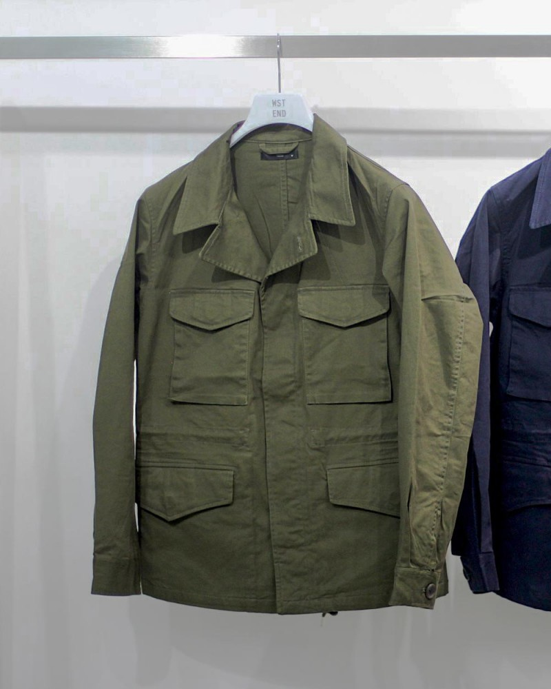 TESS M43 Field Jacket・Khaki