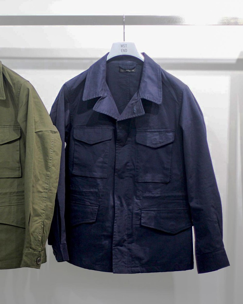 TESS M43 Field Jacket・Navy