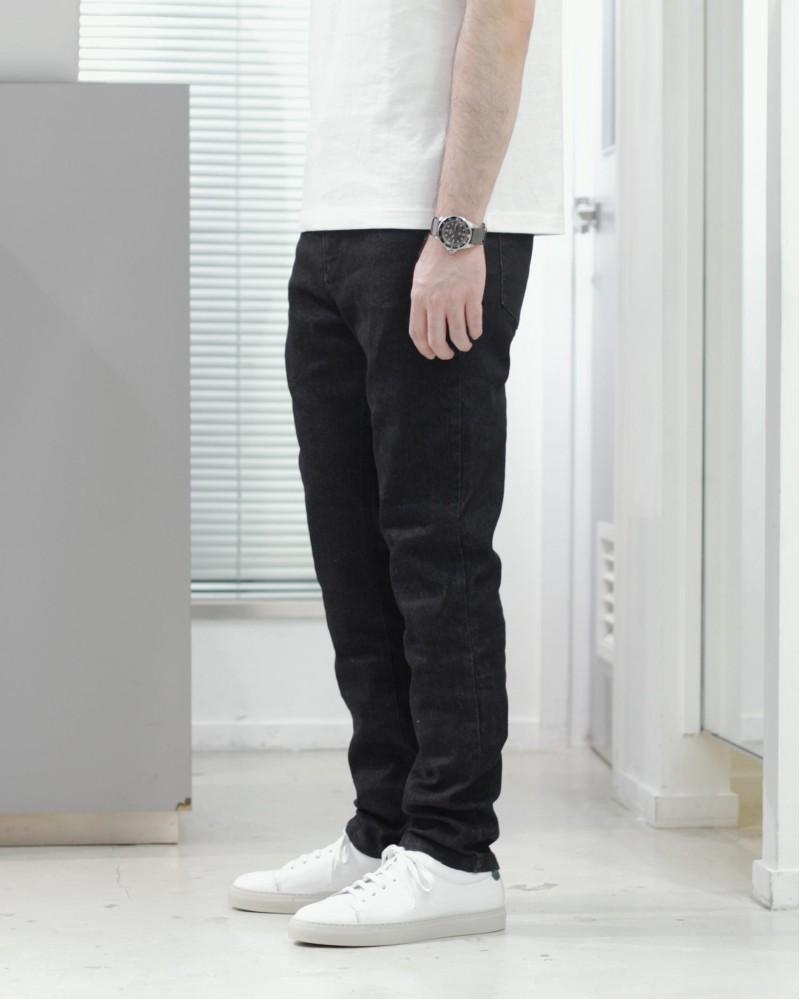 Steel Brawn|Cotton Linen Jeans