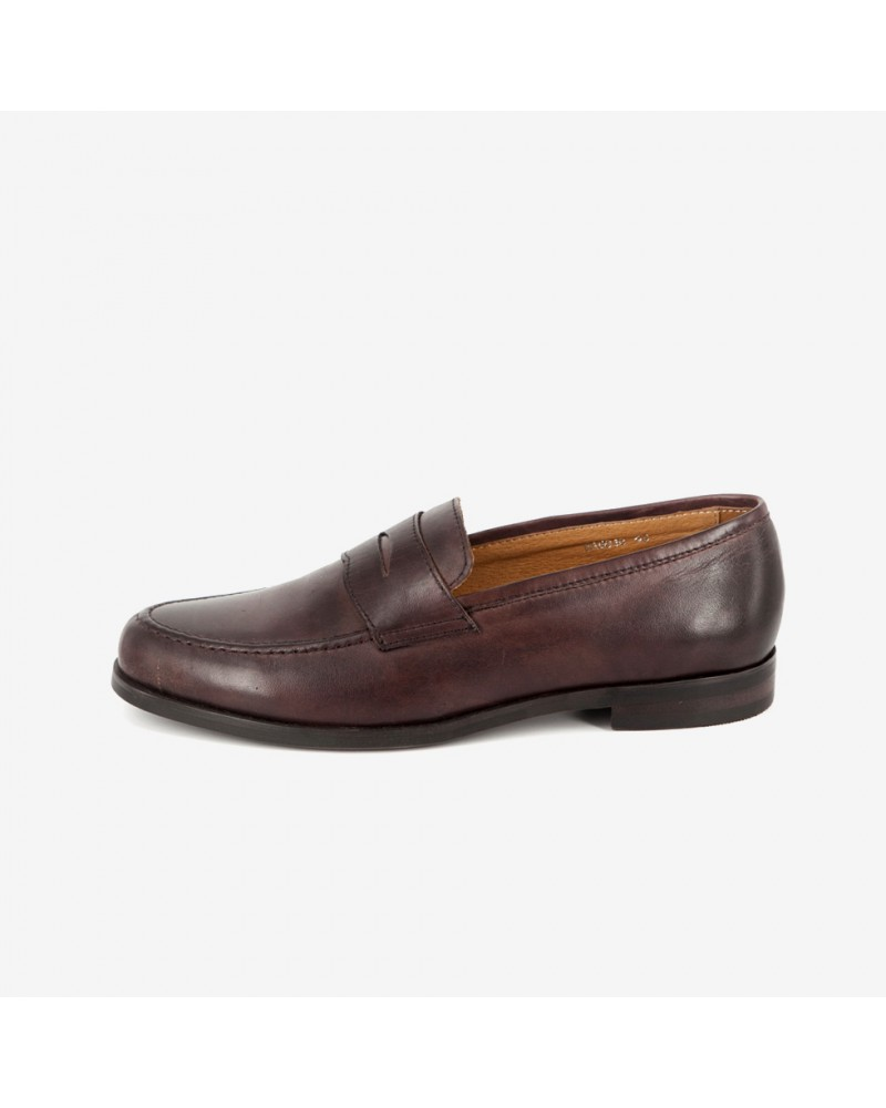 RAD by RAUDi Penny Loafers · Brown