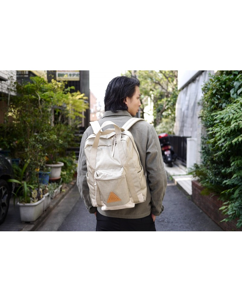Anonym Craftsman Design 12H Daypack - Brown