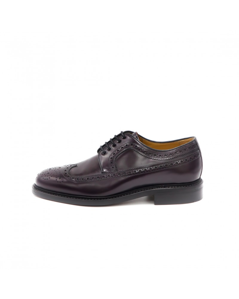 Berwick 1707 Longwing Brogues · Burgundy