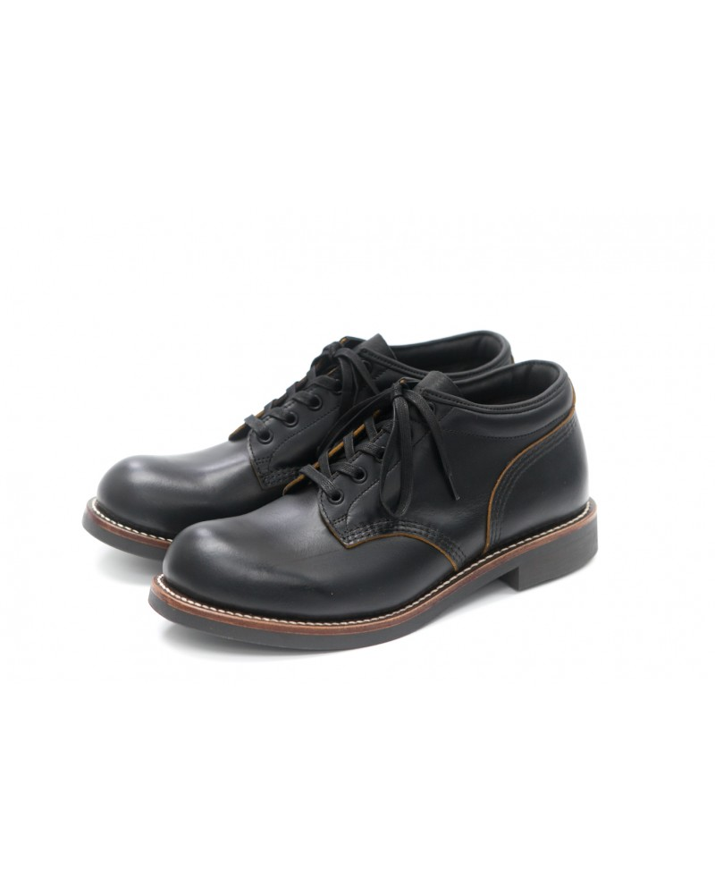 Brother Bridge MTO for Wst End By Hoax Ankle Boots - Black
