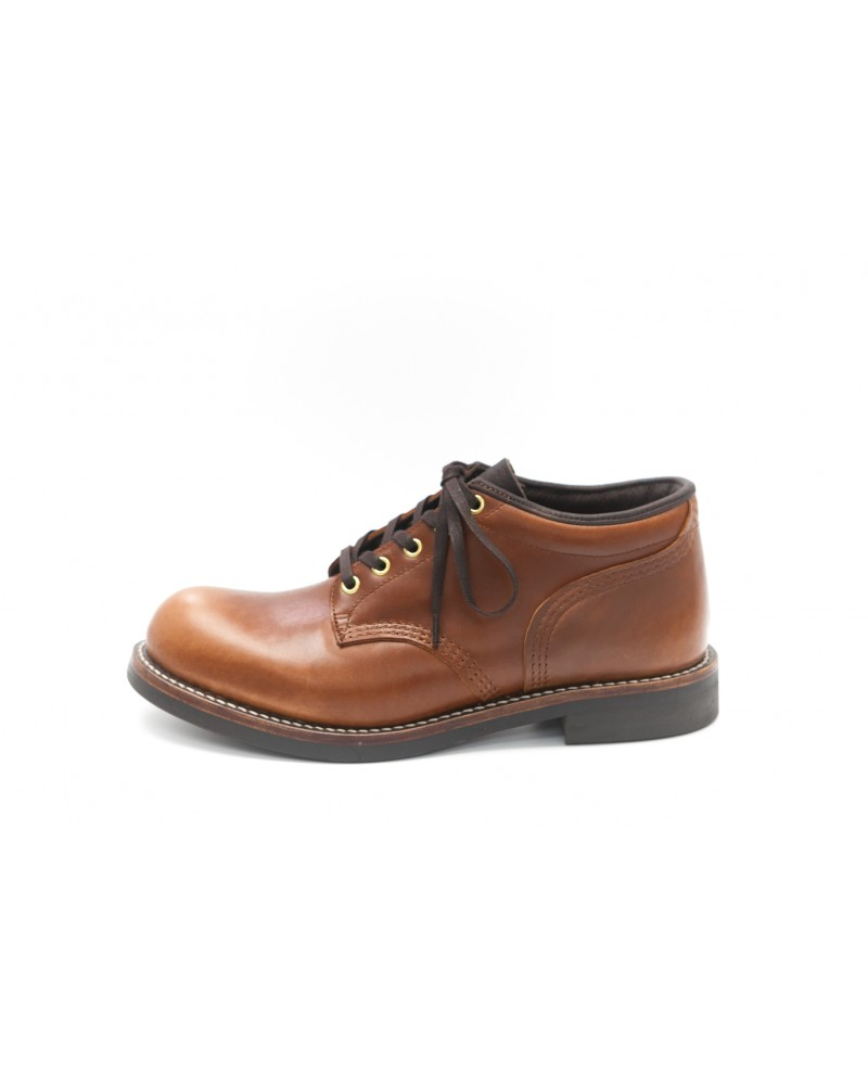 Brother Bridge x Wst End By Hoax|Ankle Boots・Brown