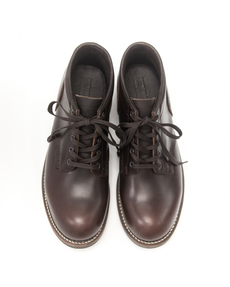 Brother Bridge MTO for Wst End By Hoax Ankle Boots - Dark Brown