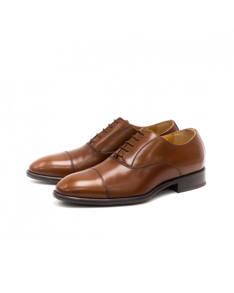 Calzoleria Toscana Captoe Oxford · Brown