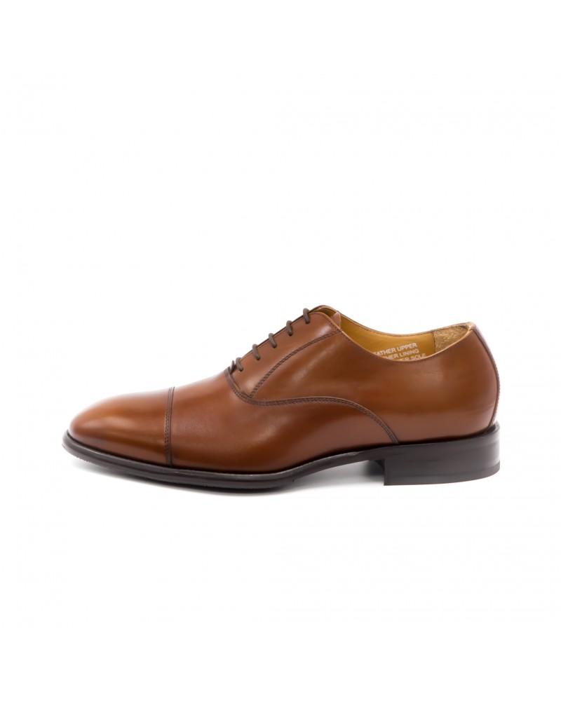Calzoleria Toscana|H250 Captoe Oxford · Brown