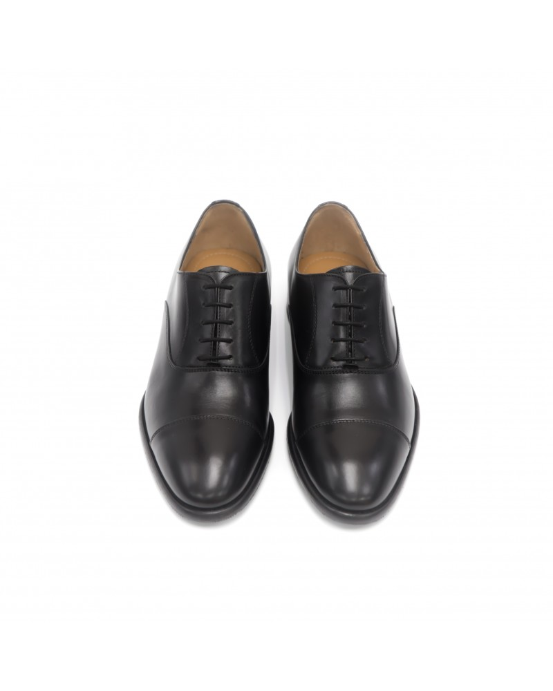 Calzoleria Toscana Captoe Oxford · Black