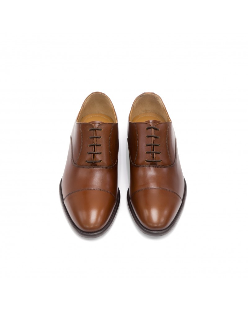 Calzoleria Toscana H250 Captoe Oxford · Brown
