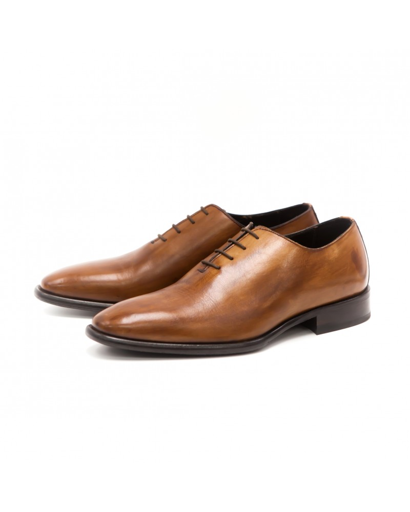 Calzoleria Toscana H393 Whole Cut Oxford · Wood