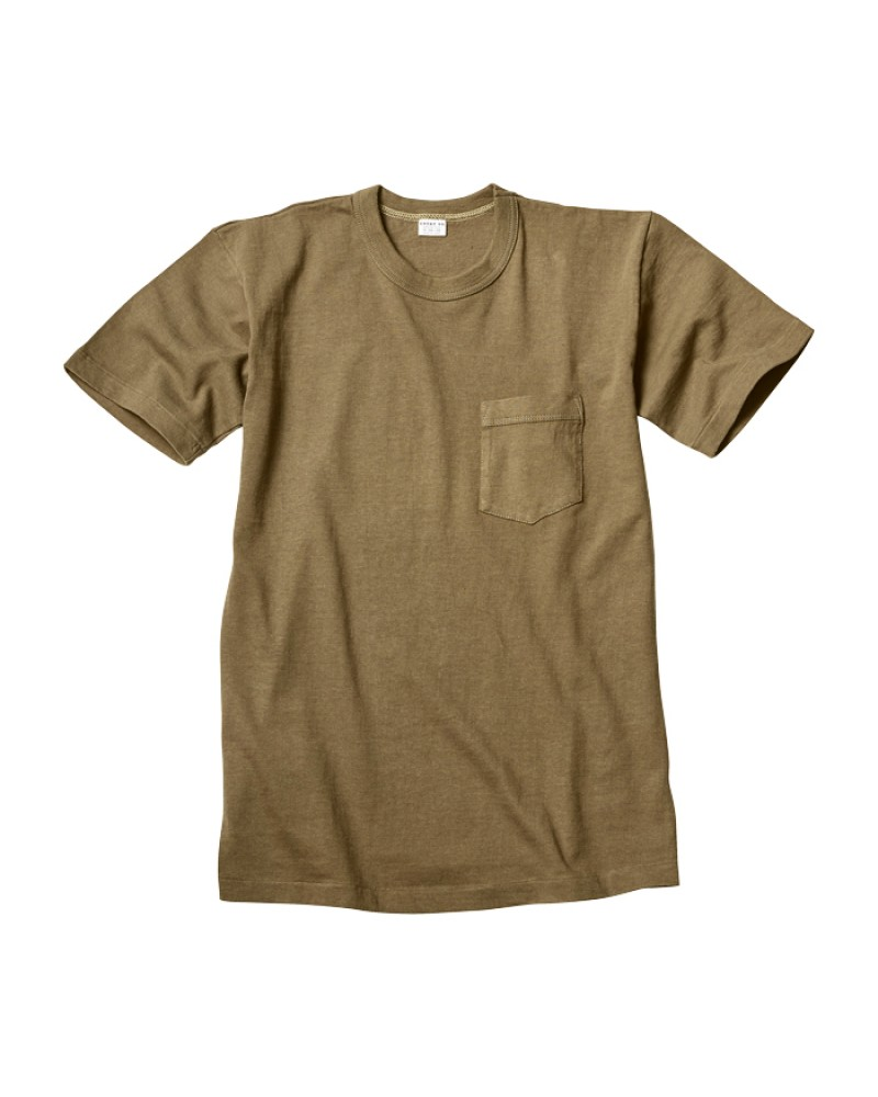 ENTRY SG|Pocket Tee・Copper