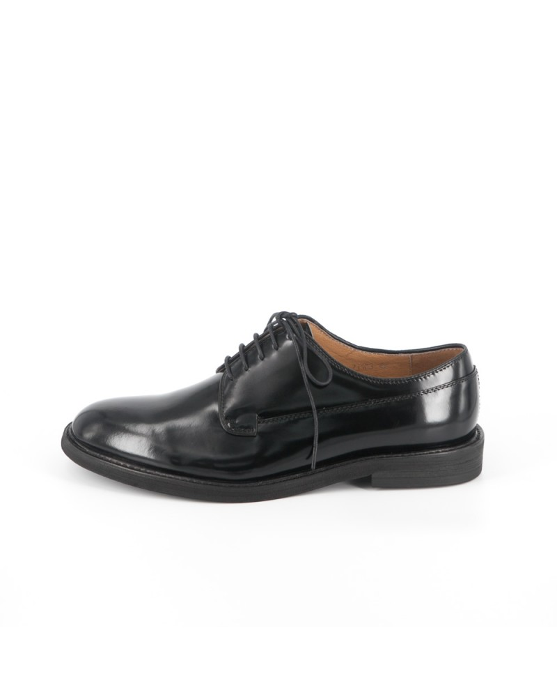 RAD by RAUDi|71103 Plain Toe Derby Shoes・Black