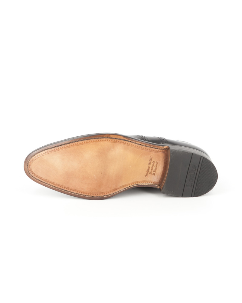 Loake Jones - Black