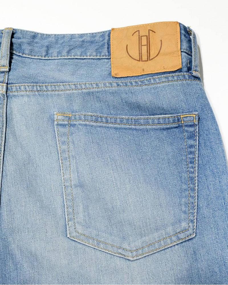 Japan Blue Jeans|Calif. La Costa 10oz Easy Denim