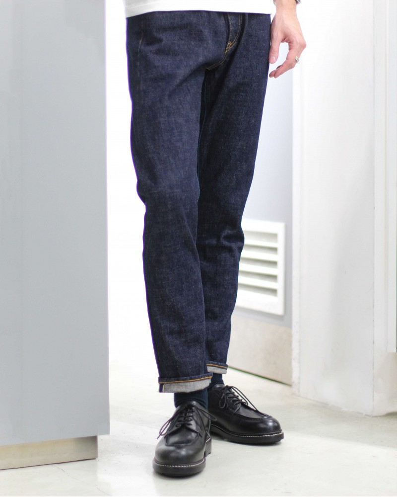 Brother Bridge MTO for Wst End By Hoax Apron Shoes・Black