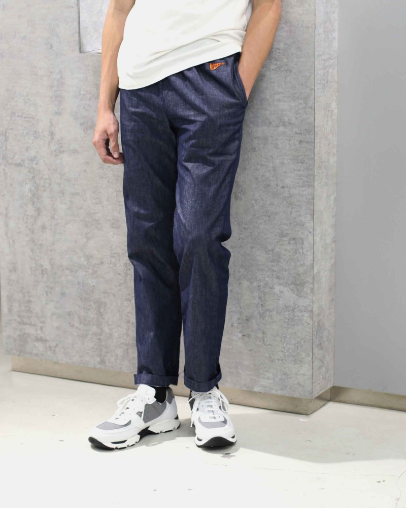Japan Blue Jeans Cool Max® Easy Pants・Stretch Denim