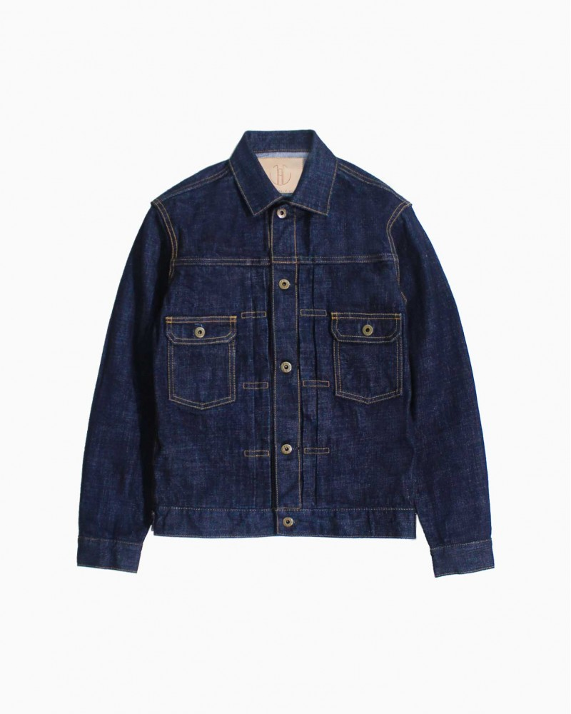 Japan Blue Jeans Type 2 Denim Jacket