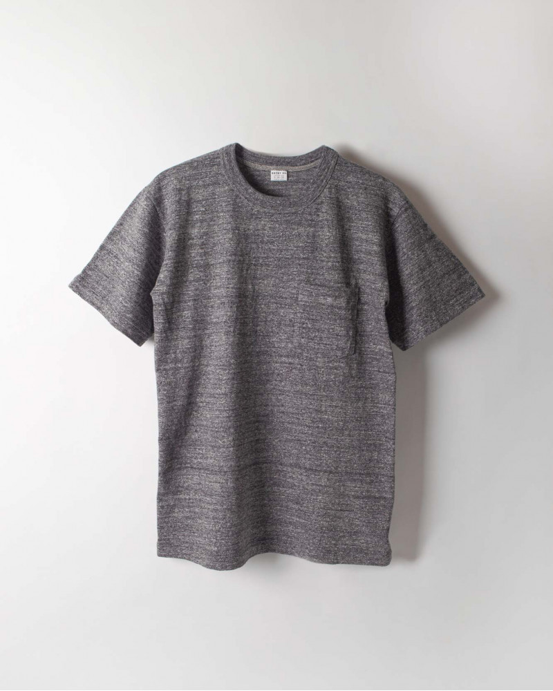 ENTRY SG|Tijuana Pocket Tee・Graphite