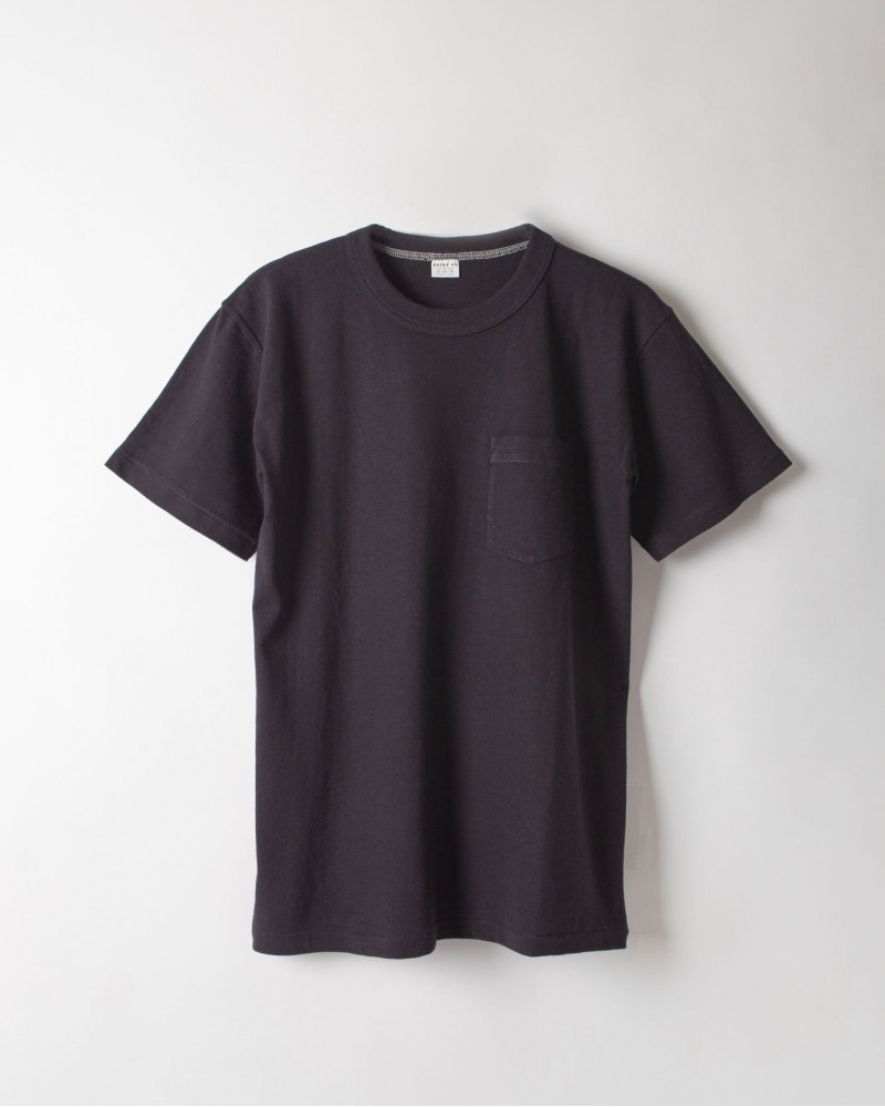 ENTRY SG|Tijuana Pocket Tee・Black