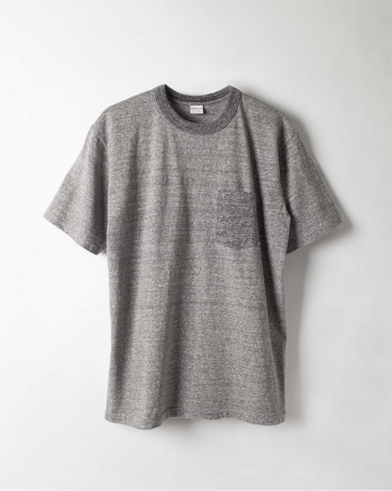 ENTRY SG|Tijuana Pocket Tee・Two Tone