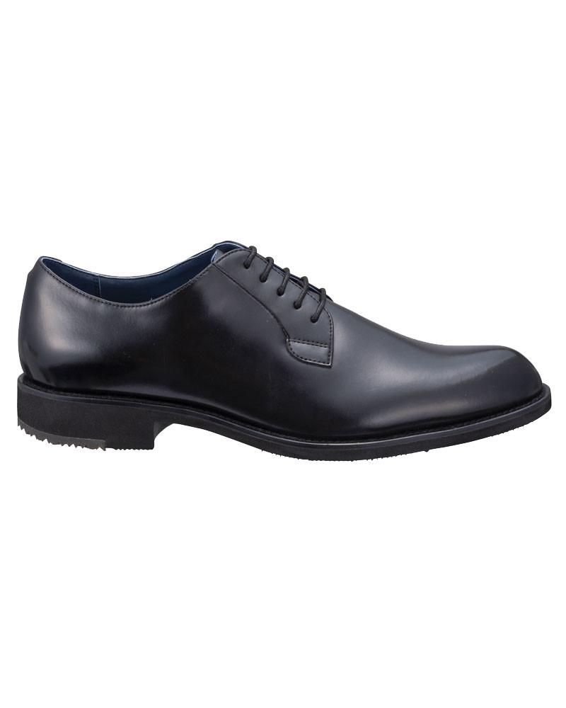 KENFORD|KN81 Plain Toe Derby・Black