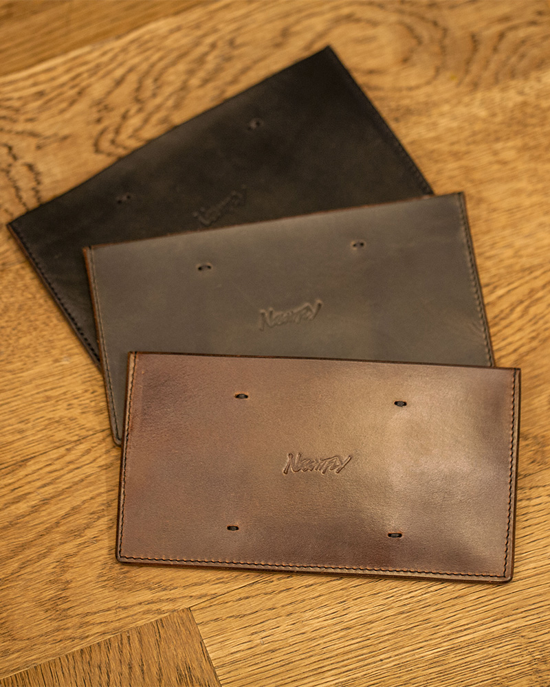 NightFly|Horween Chromexcel Long Wallet