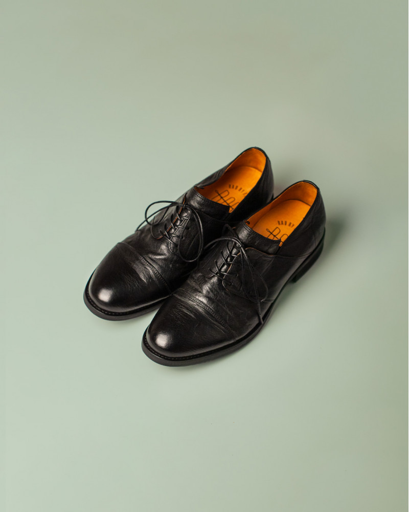 RAD by RAUDi|R12115 Captoe Derby.Black