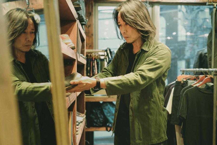 東京旗艦店專訪|SLOW WEAR LION 主腦近藤雄大
