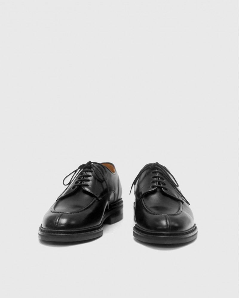 Berwick 1707 Split Toe Blucher・Black