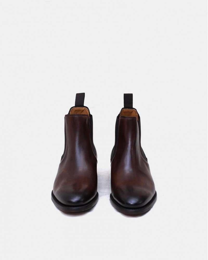 Berwick1707 for HOAX|303 Chelsea Boots・Dark Brown