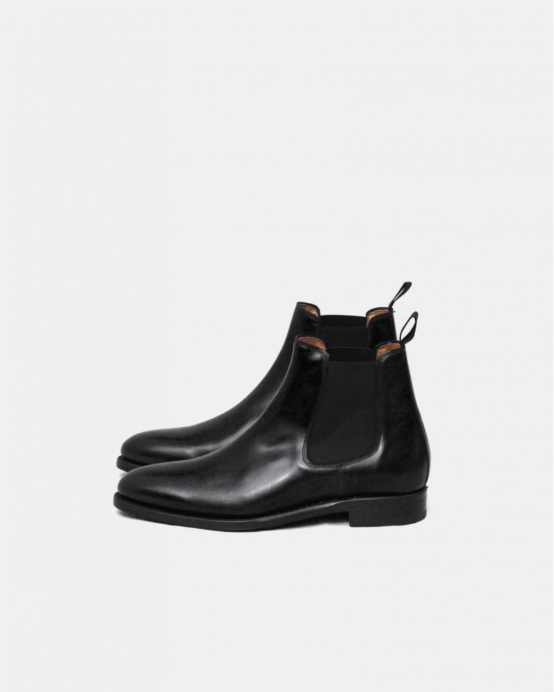 Berwick1707 for HOAX|303 Chelsea Boots・Black